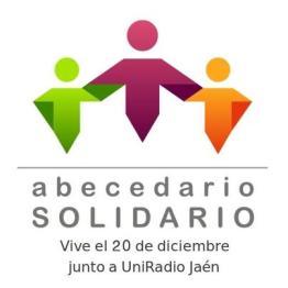 Abecedario Solidario (con mensaje)