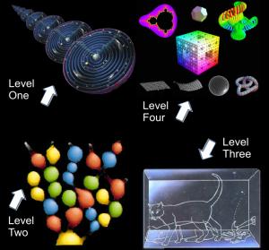 universos paralelos 4 tipos